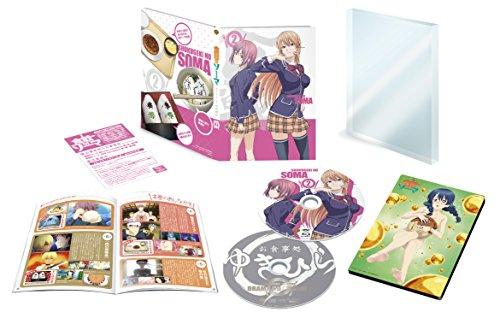 食戟のソーマ  Vol.2 Blu ray Disc