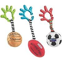 Playgro Baby Sports Balls, Set of 3 [並行輸入品]