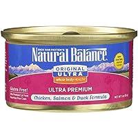 ナチュラルバランス ホールボディヘルス(チキン) キャット缶 3オンス(85g)×36缶セット