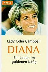 Diana, Ein Leben im goldenen Käfig Perfect Paperback