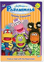 Pajanimals: Spooky Costumes [DVD]