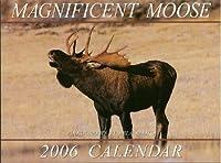 Magnificent Moose 2006 Calendar