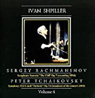 Conductor Ivan Spiller. Volume 4. Sergey Rachmaninov, Peter Tchaikovsky