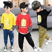 2019子供服Tシャツ子供シャツキッズシャツ3色100-160