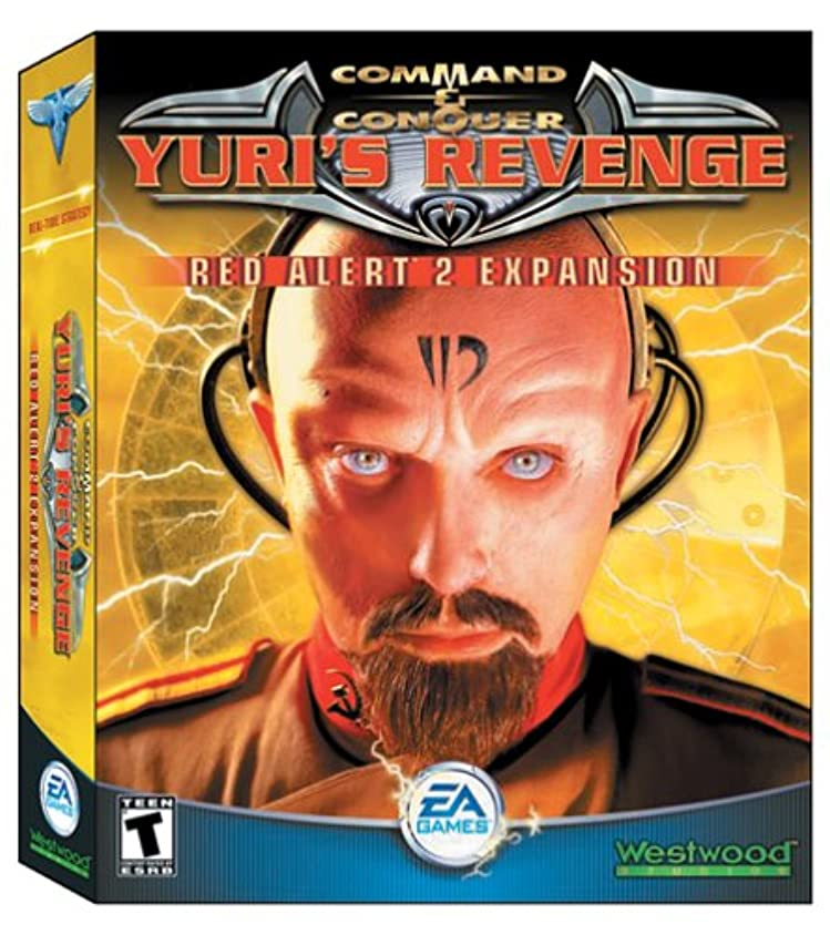 に変わる高揚した不適Command & Conquer Red Alert 2 Expansion: Yuri's Revenge (輸入版)
