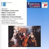 Haydn;Trumpet/Oboe/Flute Co