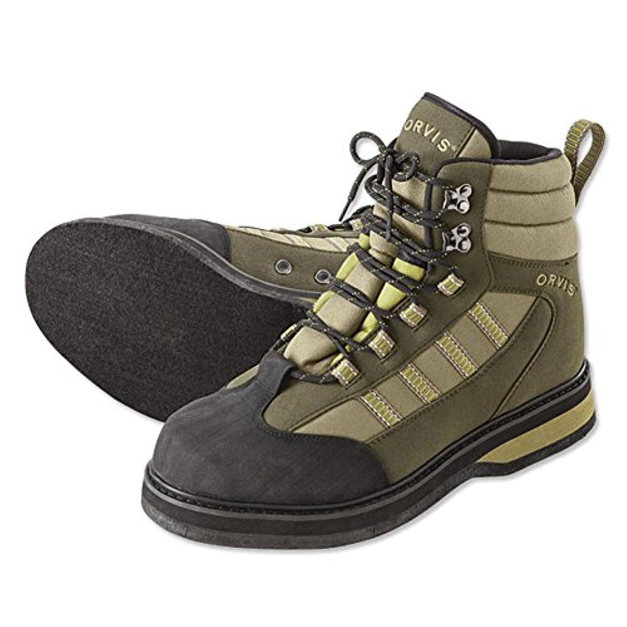結果として順応性のある到着する[Orvis] オービスEncounter Wading Boots – Felt/のみEncounter Wading Boots