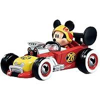 トミカ ディズニー ミッキーマウスとロードレーサーズ MRR-1 ホット?ロッド ミッキーマウス