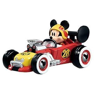 ミッキーマウスとロードレーサーズ 第3話「マカロニ・リボン・カップ/さいこうのローマツアー」