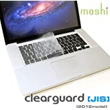 moshi clearguard (JIS)(2012model) [MacBook Pro等対応 日本語キーボードカバー]
