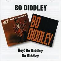 Hey! Bo Diddley / Bo Diddley by Bo Diddley (2002-07-25)