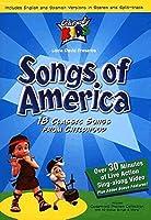 Cedarmont Kids Sing-Along-Songs: Songs of America Dvd!