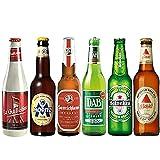 海外ビール飲み比べ6本セットC ヨーロッパ 6ヵ国巡り 輸入ビール