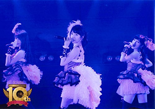 【柏木由紀】 公式生写真 AKB48劇場10周年 記念祭&記...