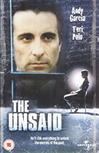 The Unsaid [VHS] [Import]