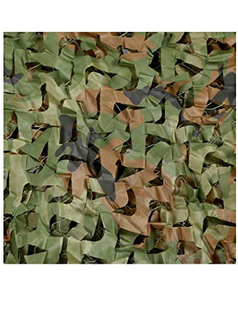影響を受けやすいです早い谷ネット隠されたツリーハウス映画、さまざまな色 釣り野外活動のための日焼け止めを撮影カモフラージュネット迷彩ネットの太陽のネットワーク専用の森林キャンプキャンプ狩猟 (色 : Marine camouflage, サイズ さいず : 3m×3m)