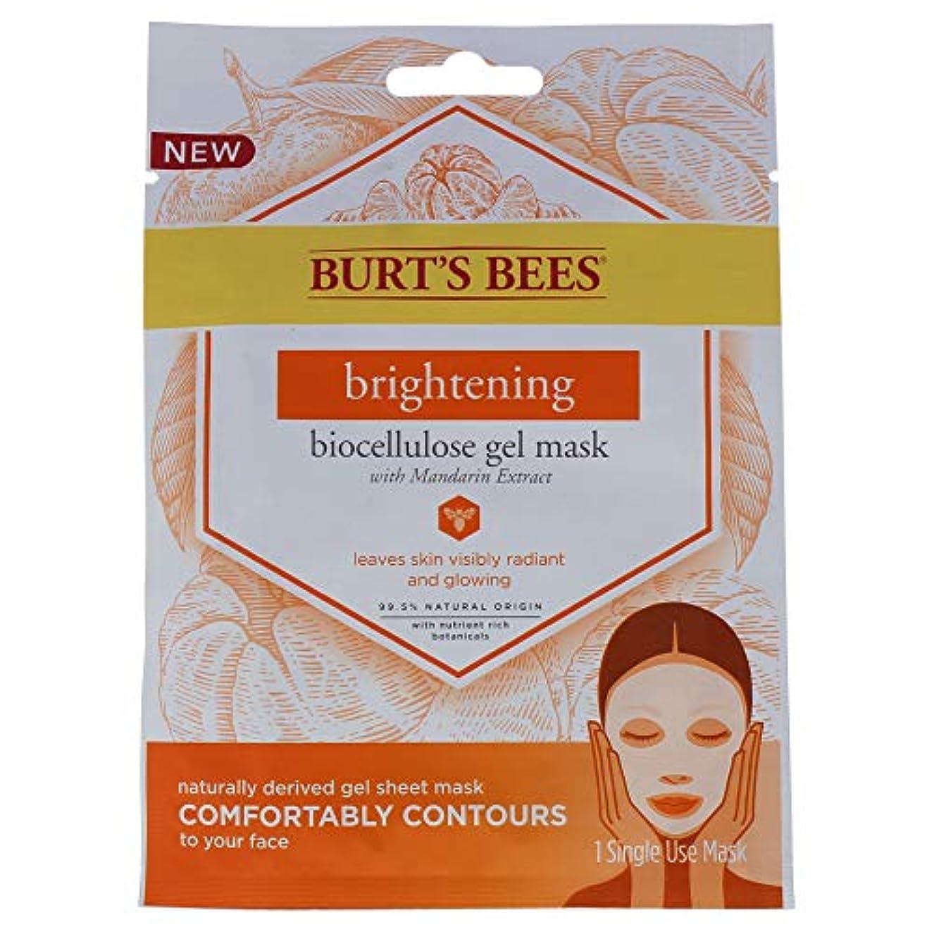 エンティティ獲物変動するBrightening Biocellulose Gel Face Mask