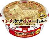 エースコック トリカライヌードル 辛口鶏白湯味 75g×12個