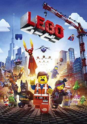 LEGO(R)ムービー [DVD]の詳細を見る