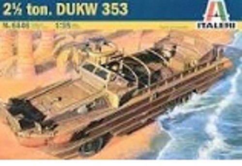 イタレリ 6446 1/35 DUKW 353 水陸両用トラック