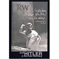 Hitler: A Film from Germany [並行輸入品]