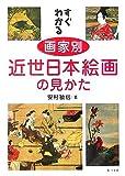 すぐわかる 画家別 近世日本絵画の見かた