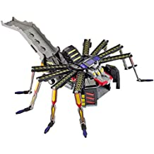 Turning MeCard Mechanimal Mega Spider