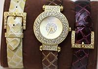 Bellagio BelliniセットスワロフスキーCrystals Women 's Watch
