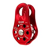 GM CLIMBING 29kN フィックスサイド マイクロプーリー CE / UIAA認証