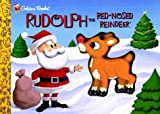 Rudolph the Red-Nosed Reindeer (Golden Squeaktime Book)
