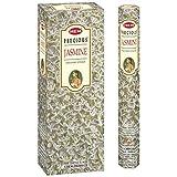 Precious Jasmine - Box of Six 20 Gram Tubes - HEM Incense