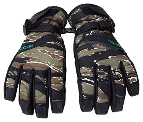 [해외]EDGE (리버스 에지) 남성 여성 스노우 보드 장갑 5 손가락 장갑 내부 기능 glove-re/EDGE (Reverse Edge) Men`s Women`s Snowboard Gloves 5-finger Mitten Inner with glove-re