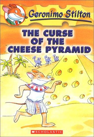 The Curse of the Cheese Pyramid (Geronimo Stilton)の詳細を見る