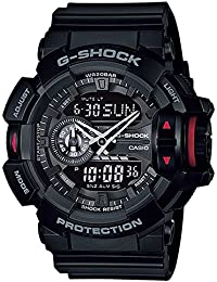 カシオ Casio G-Shock GA-400-1B Multi-Dimensional Analog Digital Watch 男性 メンズ 腕時計...