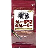 ハチ食品 カレー専門店のカレールー(チャック付き) 500g
