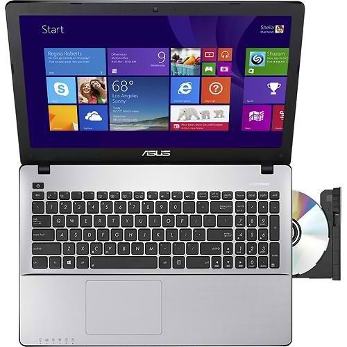 エイスース ノートパソコン ASUS X550 Series 15.6-Inch Touch-Screen Laptop (Core i7-4500U  1.8GHz/ 8GB Memory/ 1TB HDD/ Windows 8) 【並行輸入品】