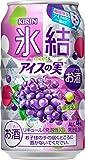 キリン 氷結 meets アイスの実 [ チューハイ 350ml×24本 ]