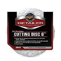 Meguiars DMC6 DA Microfiber Cutting Disc 2