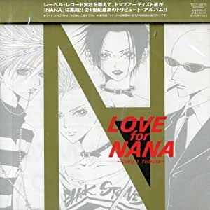 LOVE for NANA ~ONLY1 TRIBUTE~ ~Black Stonesヴァージョン~ (通常盤)