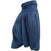 Shopoholic Fashion Men Women Unisex Hippie Gypsy Alladin Harem Trouser Pants