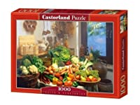 フルーツ&野菜、1000ピースby Castorlandパズル