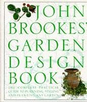 John Brookes' Garden Design Book Hb