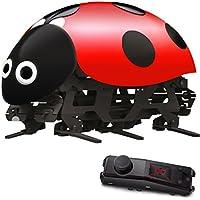 inverlee高シミュレーション動物てんとう虫リモートコントロールキッズおもちゃ子供誕生日クリスマスギフトFunny Playおもちゃ マルチカラー IN