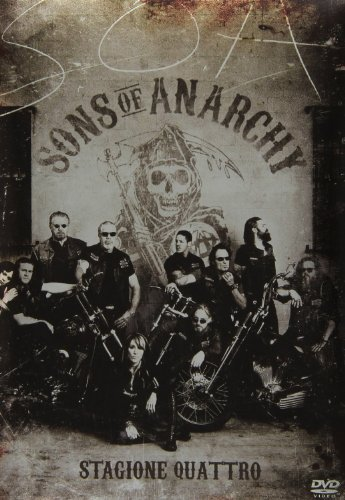 Sons Of Anarchy - Stagione 04 (4 Dvd) [Italian Edition]