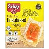 (Schar) 無料Crispbreadsの150グラムをグルテン...