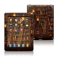 Apple iPad3(第3世代)/iPad4(第4世代:Retinaディスプレイ)用スキンシール【Library】