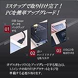 Transcend SSD 480GB 2.5インチ SATA3 6Gb/s 3D TLC NAND採用 3年保証 TS480GSSD220S_04