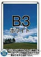 ポスターグリップ32R(屋内用)ホワイト TSK-PG-32R-B3W(N)