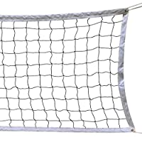 NKTM Outdoor Sports Classic Volleyball Net for Garden Schoolyard Backyard Beach (32 FT x 3 FT) Poles Not Included [並行輸入品]