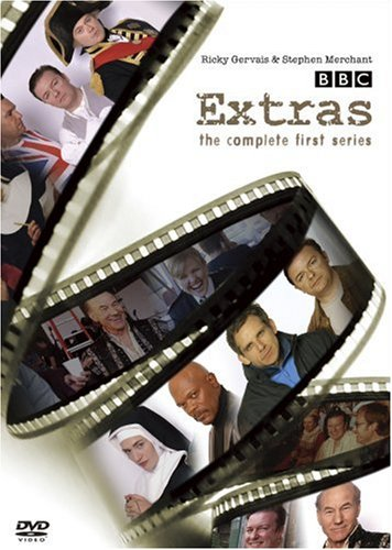 Extra エキストラ/the complete first series [DVD]の詳細を見る